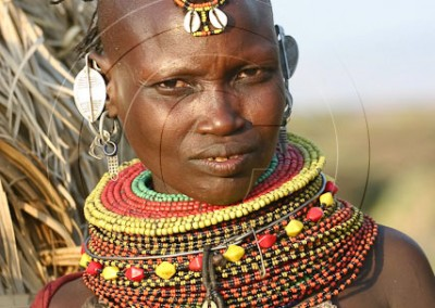 Femme turkana