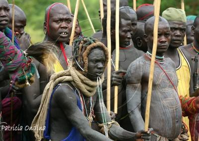 Donga, combat rituel surma