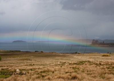 Duart Castle, Isle of Mull, la demeure ancestrale du clan des Maclean