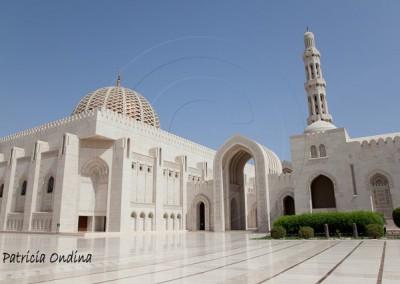 La grande Mosquée de Maskate