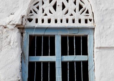 Fenêtre omanaise