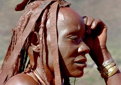 Himba de Namibie