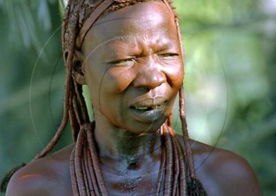 Femme himba